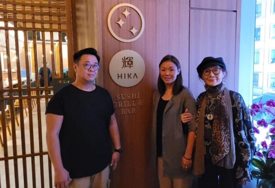 HIKA 샤빈 리 가족.JPG